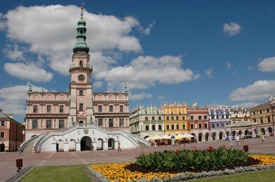 zamosc_armenian houses