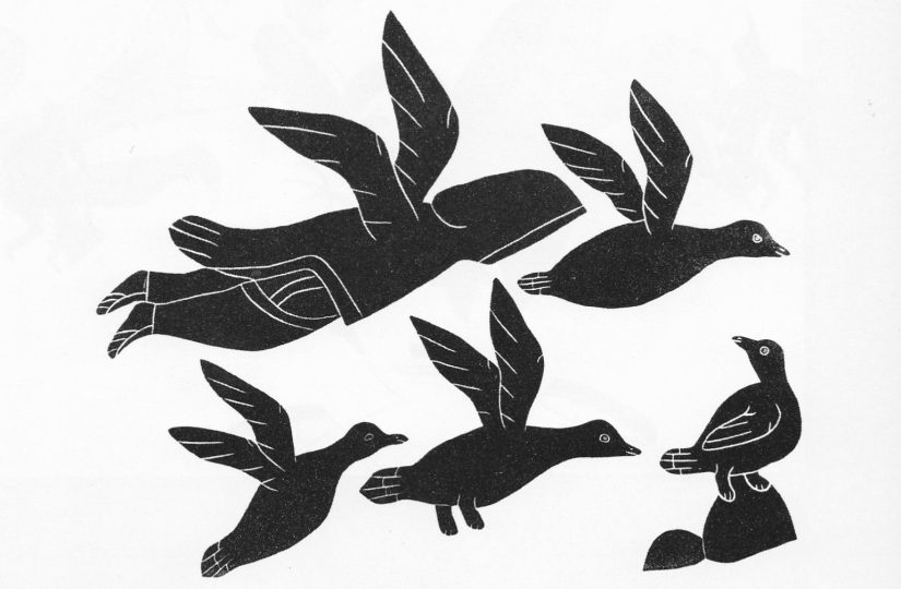 INUIT STONECUTS