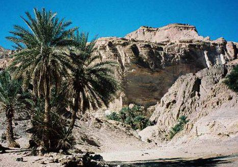CLIMBING ON MT. SINAI /EGYPT